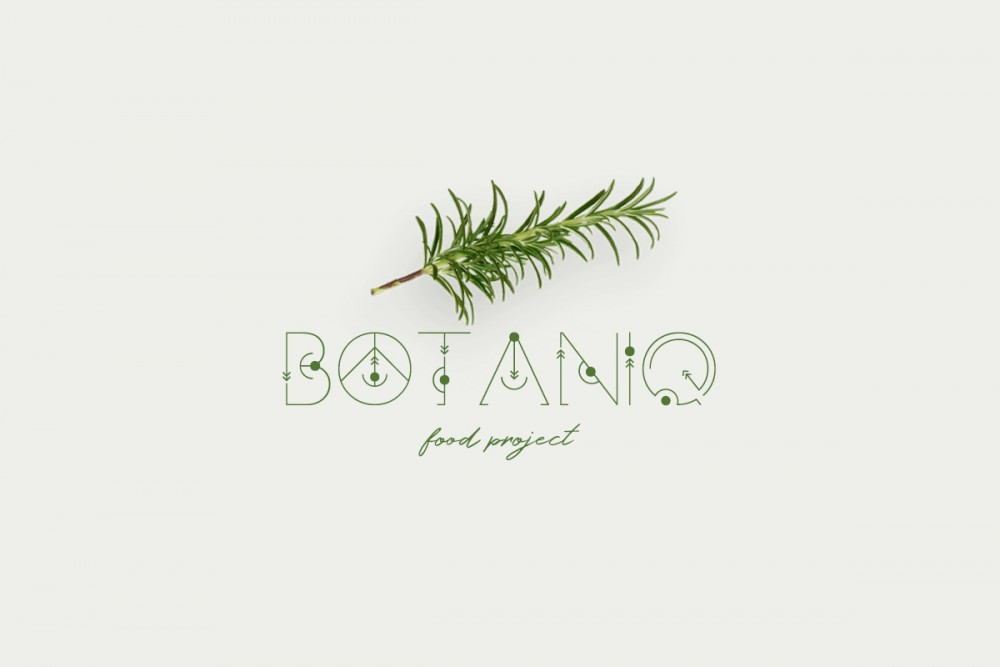 Botaniq Food Project