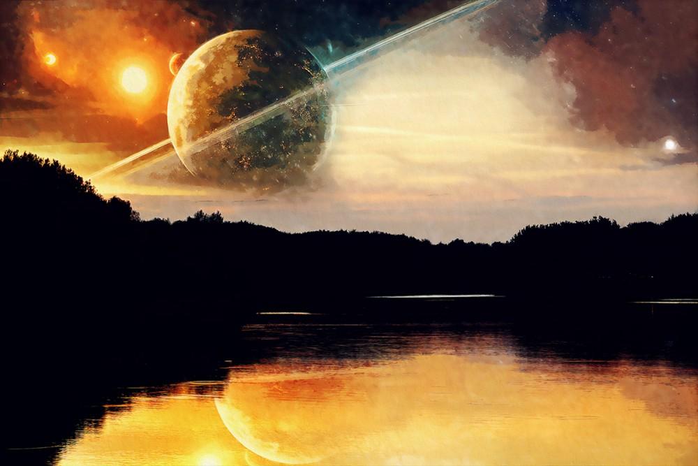 Uninhabitable Planet