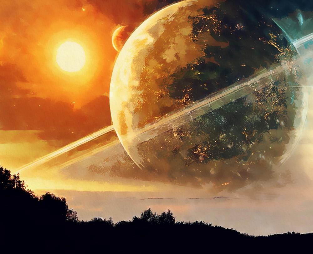 Uninhabitable Planet pic. 2